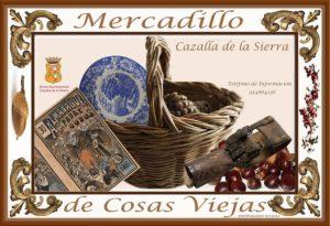 Mercadillo de Cosas Viejas @ C/ La Plazuela