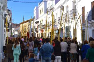 Domingo de Ramos. Procesión de Palmas. @ Convento Madre de Dios