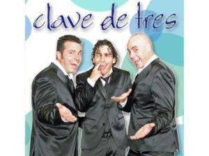 """Feria '19. Gran Actuación de """"Clave de Tres"""" (Grupo Show) @ Caseta Roja"""
