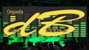 """Feria '19. Gran Actuación """"Orquesta Decibelios"""" @ Caseta Roja - Paseo del Carmen"""