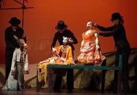 """Festival de Títeres. Inauguración y representación """"Tanguillos"""" de Cía. Teatro de las Maravillas (Sevilla) @ Patio del Ayuntamiento"""