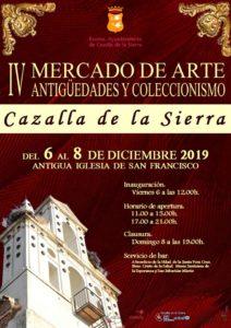 IV MERCADO DE ARTE, ANTIGÜEDADES Y COLECCIONISMO @ Antigua Iglesia de San Francisco